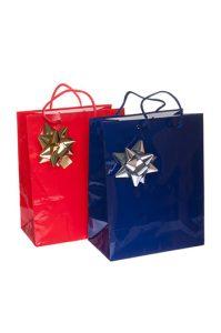 bolsas para tiendas de tela